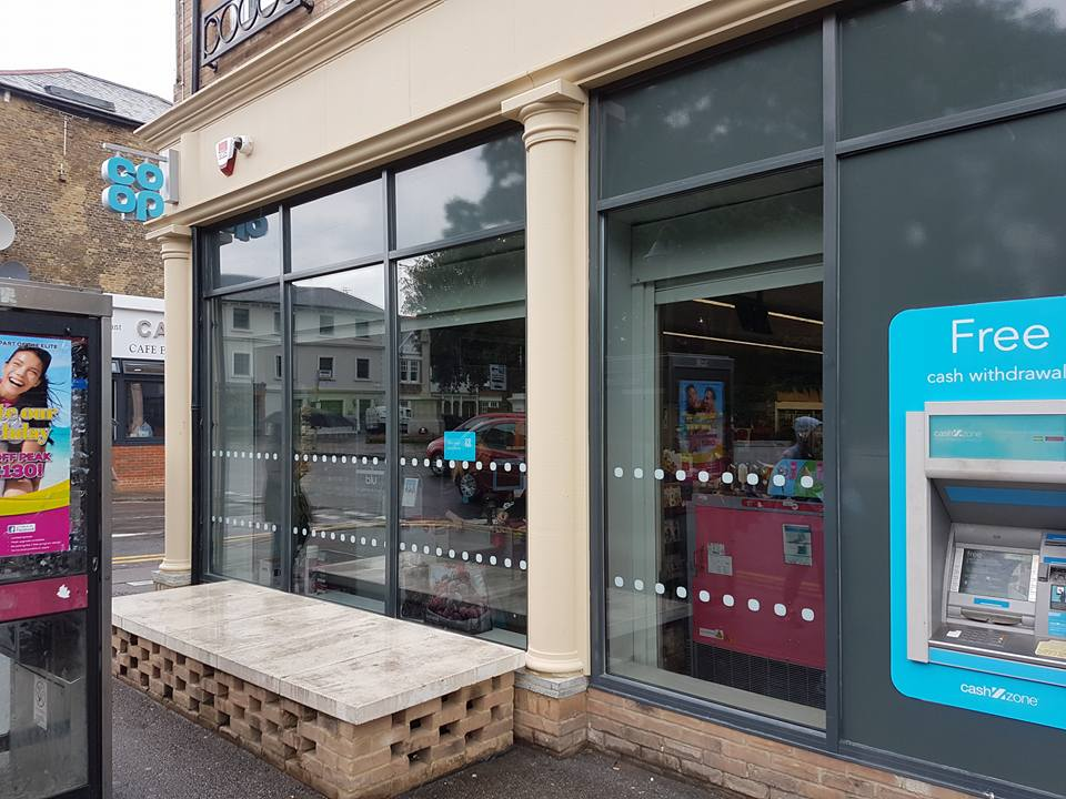 1. Co-op Broadstairs - Kent