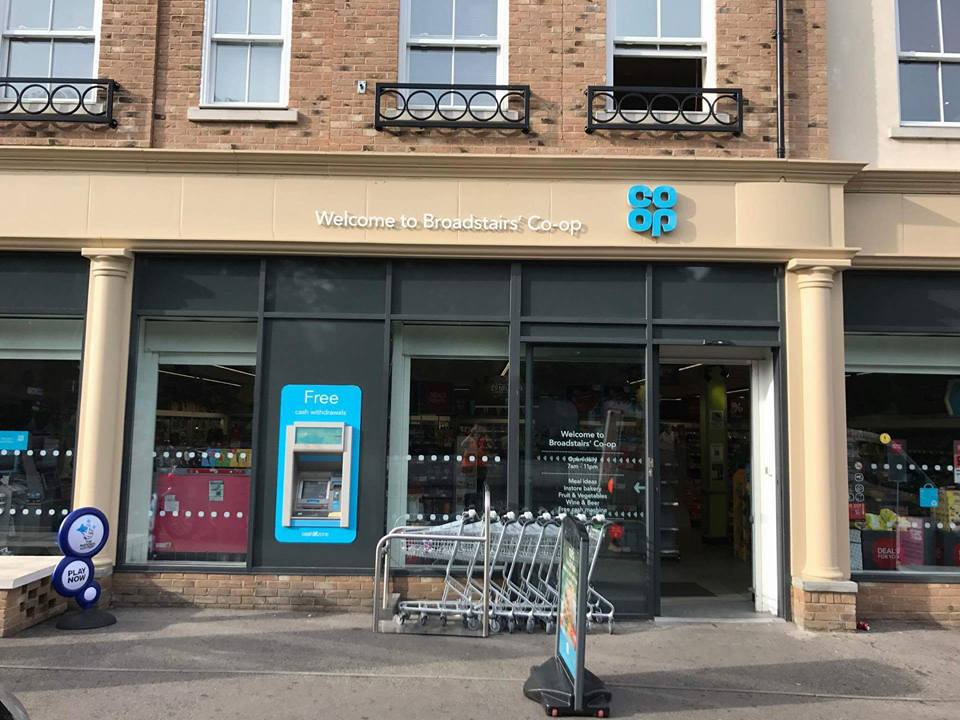 1. New Coop, Broadstairs in Kent