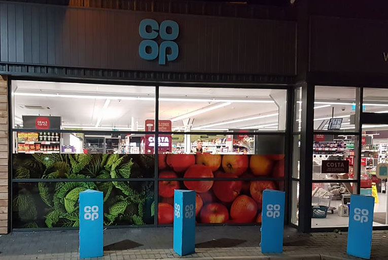 Co-op Earlston - Scotland