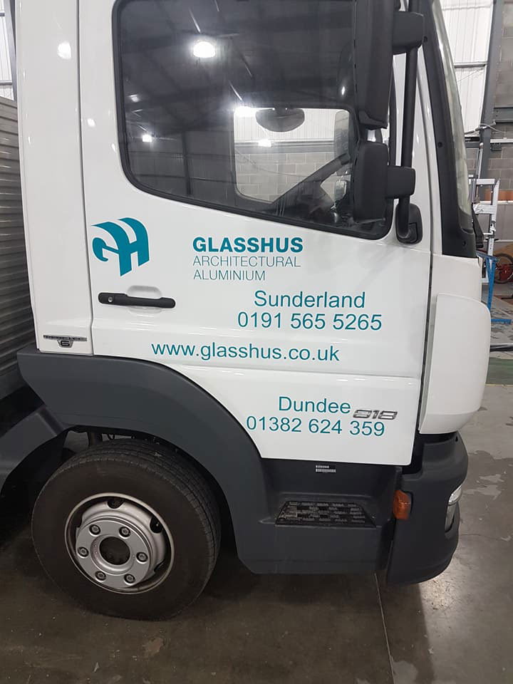1. 2 more added to the Glasshus fleet all signed up