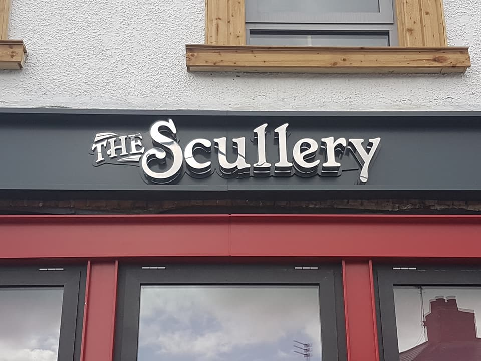 The Scullery - Silksworth