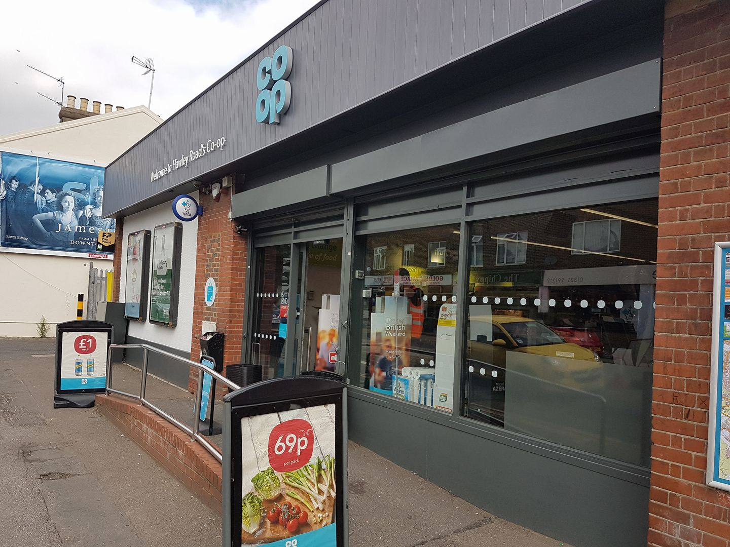 1. Co-op Henley Road - Kent