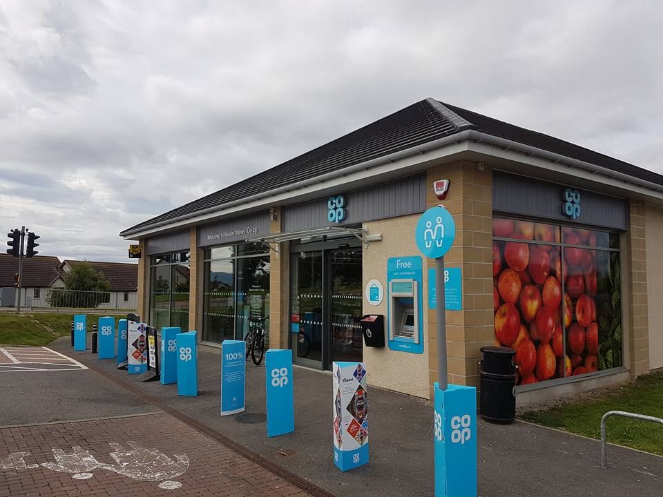 1. Co-op Inverness - North Scotland